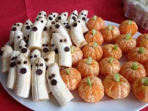 halloween healthy treats