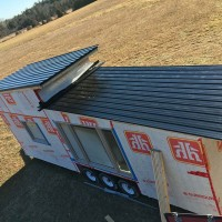 The Metal Roof completed