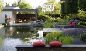 eco-friendly pond pools
