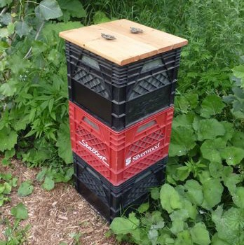 6 Diy Compost Bins That Are Borderline Genius